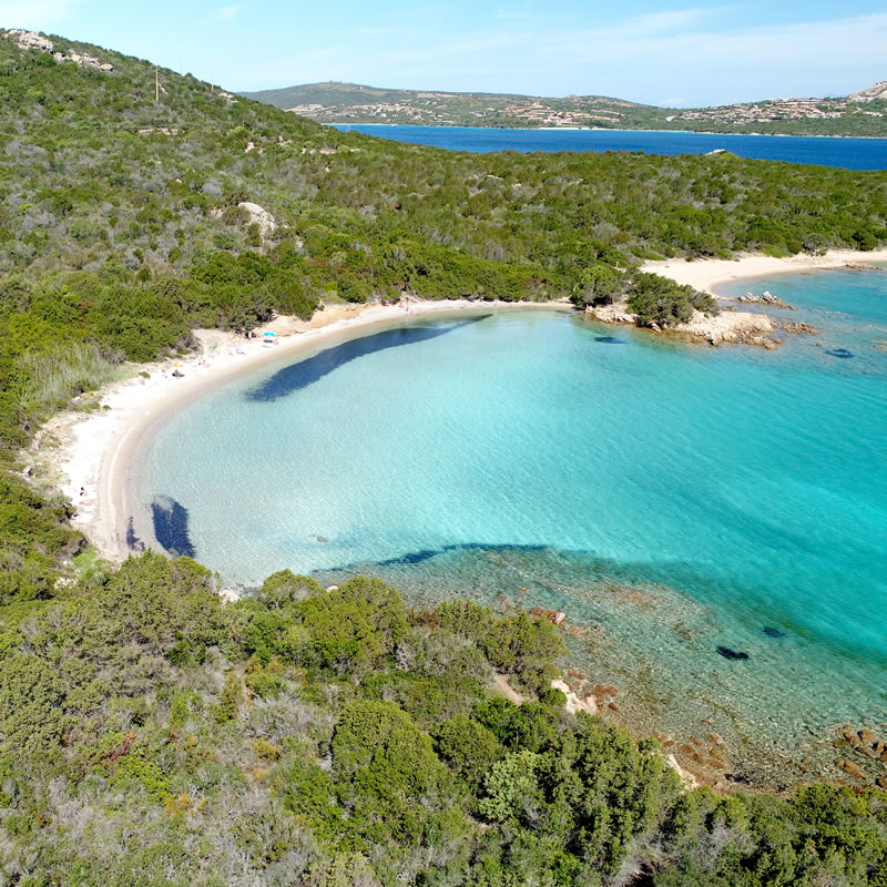 Spiagge Cannigione Vacanze
